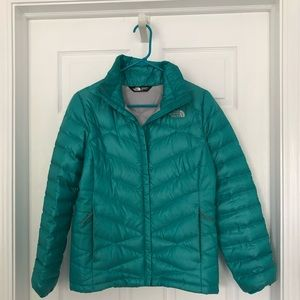 ✨Teal Northface Jacket- Size S- Perfect Condition